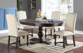 sonoma 66 oval 5 piece dining table set