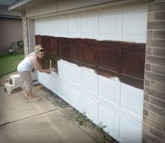 metal garage door paint image collections design for home