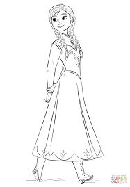 Frozen Anna Drawing At Getdrawingscom Free For Personal Use