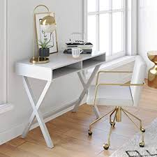 Office home desk Solid Wood Image Unavailable Amazoncom Amazoncom Nathan James 51002 Kalos Home Office Computer Desk Or