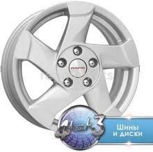 Колесные диски <b>КиК</b> Renault Duster в Орехово-Зуево 🥇