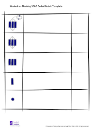 Blank Rubric Template. 12 best images about curriculum on ...