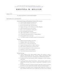 Resume Template For A Highschool Student Elegant Educational Resume ...