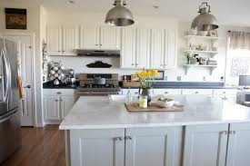 my thoughts on our marble countertops