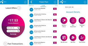 Telenor Recharge Chart Telenor Launches Self Care App For Its Users In India