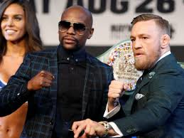 Boxing: Conor McGregor taunts Floyd Mayweather over Forbes ...