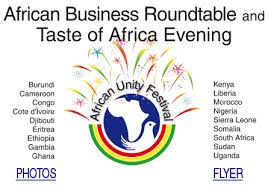 one of five weekends of african culture for the entire family with sports food