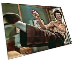 Poster <b>printing Bruce Lee</b> wall Poster Art prints A1 Poster | eBay
