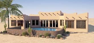 small adobe house plans styleesign free homeesigns houselans desert amazing southwest contemporary 12