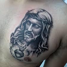 60 Katolických Tetování Pro Muže Nápady Náboženského Designu