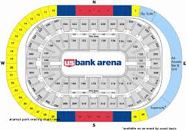 Right United Center Floor Plan Us Bank Seat Chart Bank Arena