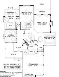 walk through shower plans | House Plan | Wine Cellar | Keeping Room | Walk  Through