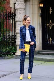 Light Blue Plaid Pants How To Style Plaid Pants For Women 2020 Fashiontrendwalk Com