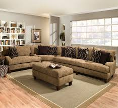 Sectionals In Living Rooms Sectionals Living Room Furniture Stunning 8639 Home Design Home