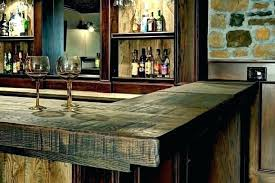 rustic basement bar ideas. Home Bar Ideas Rustic Custom Basement . R