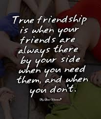 Quote About True Friendship