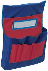 Chair Storage Pocket Chart Chair Storage Pocket Chart Pac20060