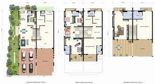 small 3 story house plans beautiful 3 story house plans best excellent small three with home