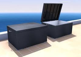 waterproof outdoor cushion storage astonish bench home improvement 2017 design ideas