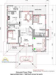 3 bedroom house plans in kerala single floor 3d elegant elevation sq ft kerala home design