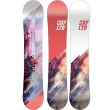 2020 Capita Paradise Womens Snowboard