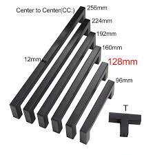 black cabinet hardware. 1/2\ Black Cabinet Hardware