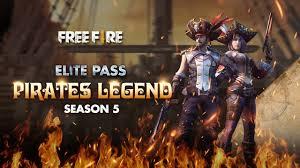 Wallpaper Free Fire Elite Pass Season 2 Hd