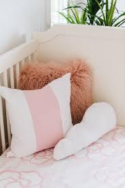 celebrity design reveal tamera mowry's nursery  white crib