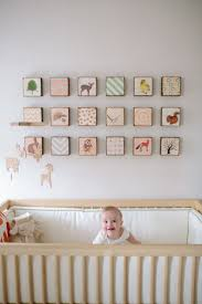 master nursery wall art girl