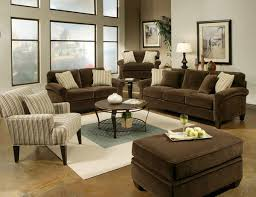 Chic Living Room Decor Ideas With Brown Furniture Bedroom Living Room Ideas Brown Furniture