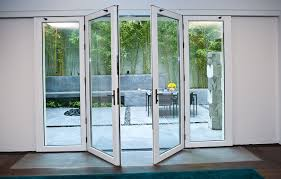 lamboo laminated bamboo in nanawall wd65 wood framed energy star system is the first folding glass door system with ecologically responsible bamboo