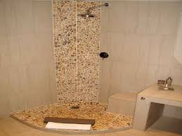 Open Shower Bathroom Open Shower Design Pictures Decorations Inspiration And