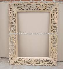 wood mirror frame. Wood Mirror Frame