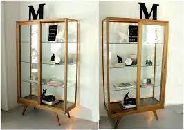glass door cabinet org ikea case display uk
