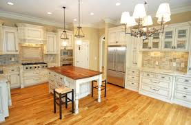 white kitchen light wood floor. Unique White Kitchens With Light Wood Floors White Kitchen And  Decor To Floor T