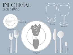 formal table settings. 00061 BRUNCH TABLE SETTING Formal Table Settings