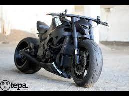 suzuki hayabusa custom streetfighter bike youtube