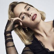 34, born 23 october 1986. Emilia Clarke Talks Favorite Makeup And Skincare Products