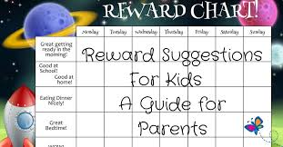 Reward Chart Ideas For 8 Year Old Rewards For Kids Can Help With Behavior Modification More