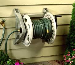 best metal garden hose reel