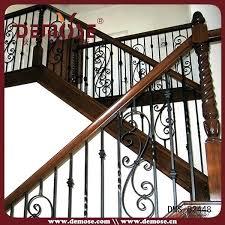 best paint for wrought iron railings iron spindles for interior stairs interior wrought iron stair railing