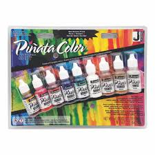 Pinata Ink Color Chart Buy Pinata Alcohol Ink Overtones Exciter Pack