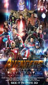 Avengers Infinity War Characters Wallpaper Android 2020