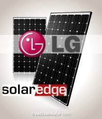 kw solar kit lg mono x neon panels solaredge inverters 6kw solar kit lg300 solaredge inverters optimizers