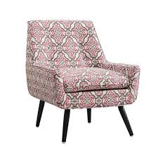furniture home stupendous pink accent chair pictures design blush chairs full size of linon decor