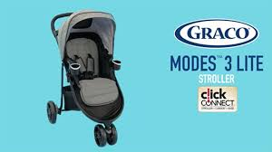 graco modes 3 lite travel system