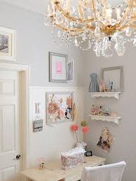 Image Office Space 2 Creative Little Spaces Homedit Feminine Shabby Chic Nook Ideas For Your Home