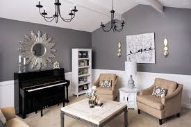 Modern Gray Living Room The 25 Best Ideas About Contemporary Piano Lamps On Pinterest