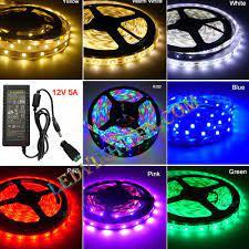 Các mẫu đèn led trang trí 12V mới nhất 2021