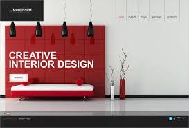 40 Interior Design Website Templates Free Premium Templates Delectable Furniture Website Design